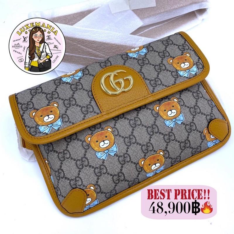 👜: New!! Gucci Kai x Belt Bag ‼️ก่อนกดสั่งรบกวนทักมาเช็คสต๊อคก่อนนะคะ‼️