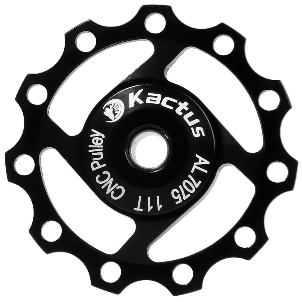 ... [3C] Kactus A04 Aluminium Alloy Material 11T Jockey Wheel Rear Derailleur Pulley for SHIMANO ...
