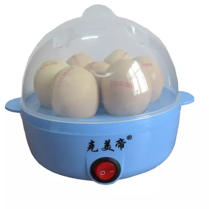 Electric Egg Boiler Hot Multi-function Electric Boiler Stainless steel Steamer Cooking Tools Kitchen รุ่น Egg Cooker