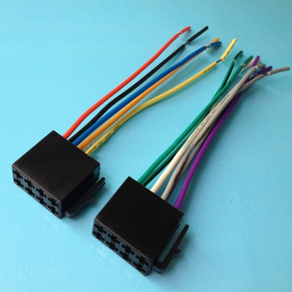 ราคาพิเศษ ❉Car Plug Terminal Extraction Pick Back Needle Wire ...