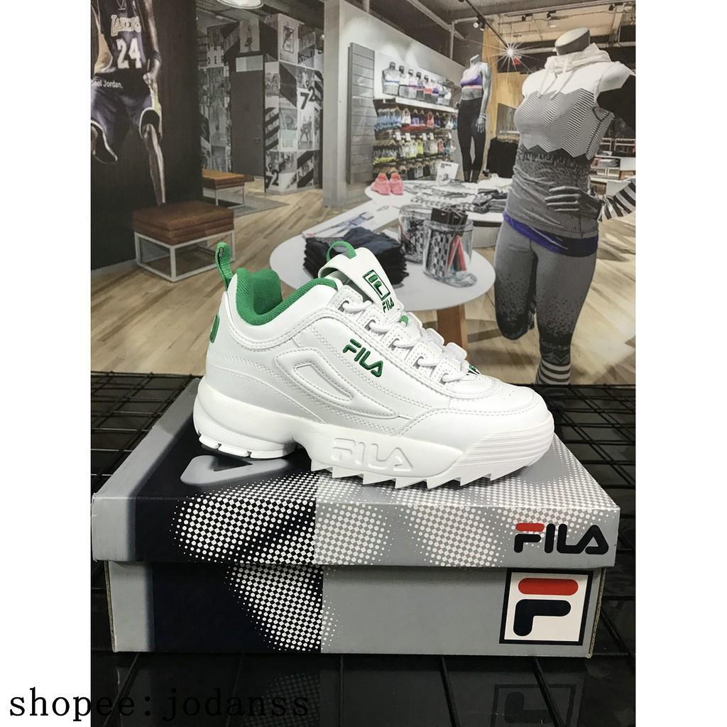 Fila DISRUPTOR 2 รองเท้าวิ่งแฟชั่น