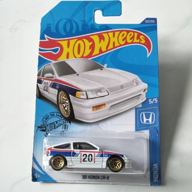 ล้อรถยนต์ 88 Honda Cr-x