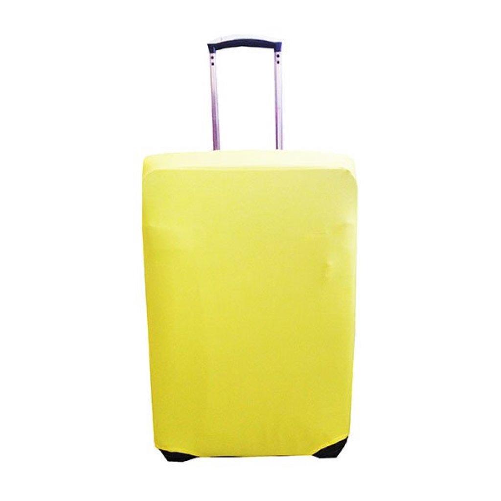 ผ้าคลุมกระเป๋าเดินทางแบบยืด 26'-28' (Yellow)้าคลุมกระเป๋าเดินทางแบบยืด 26'-28' (Yellow)