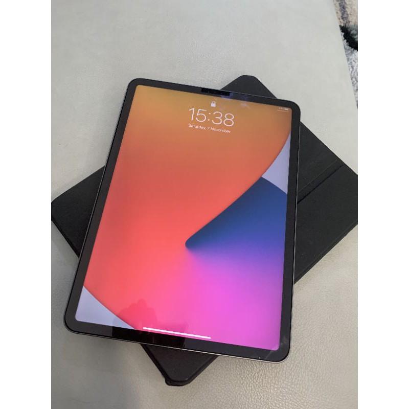 """iPad pro11""""(2018) มือสอง ใช้งานปกติ100%(ครบกล่อง)"""