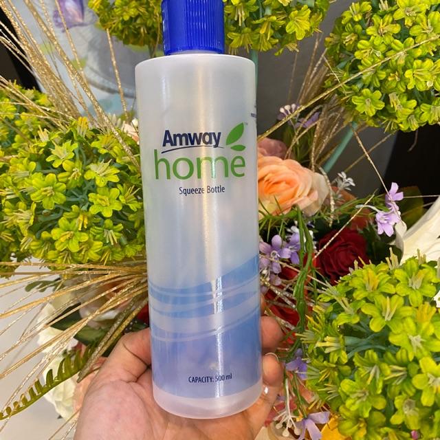 ขวดผสมน้ำยาล้างจาน Amway ขนาด 500 มล.