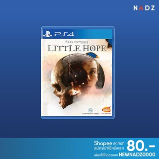 [ Pre-Order ] PlayStation 4 : Dark Pictures: Little Hope (EN)(R3) **วางจำหน่าย 30 Oct. 2020**