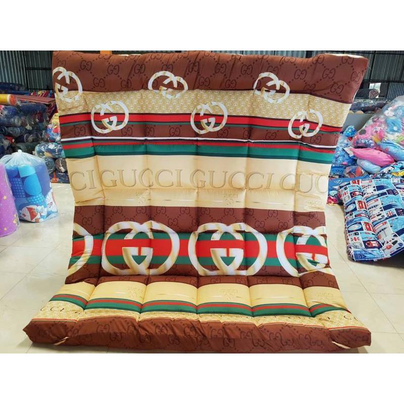 ที่นอน topper topper 5 ฟุต TOPPER ที่นอนทอปเปอร์ #ท็อปเปอร์  3.5 ฟุต แบบหนา 4-5 นิ้ว ขนาด 195*105 เนื้อผ้า cotton 100% ส