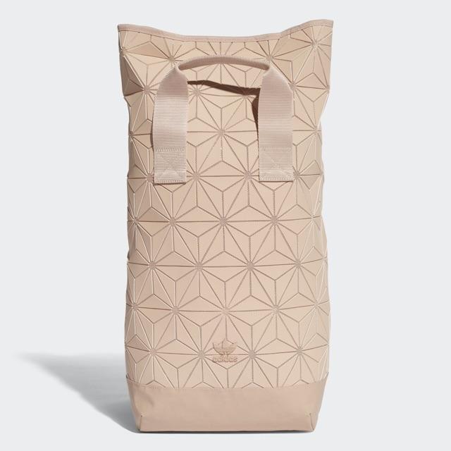 กระเป๋า ADIDAS 3D ROLL TOP BACKPACK สีครีม ของแท้