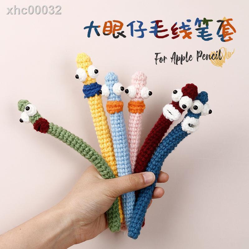 Applepencil 1 / 2 One Generation Huawei ชุดปากกากันลื่นลายการ์ตูนสําหรับ Ipad
