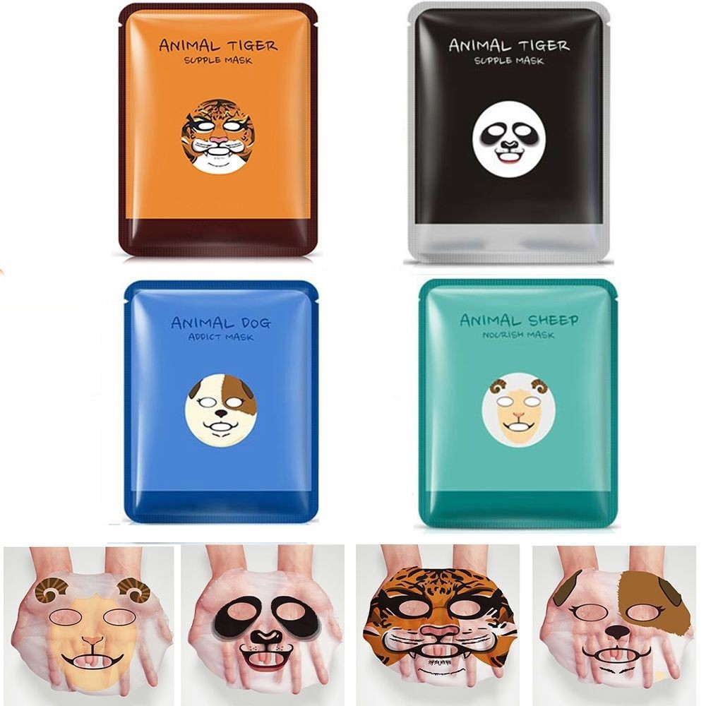Cheapest Price Dog Brightening Makeup Tiger Animal Face
