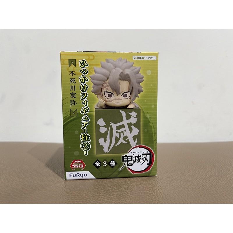 lot japan ของแท้ Furyu Kimetsu no yaiba demon slayer เกาะกล่อง เกาะแก้ว shinobu sanemi Tokito muchiro figure