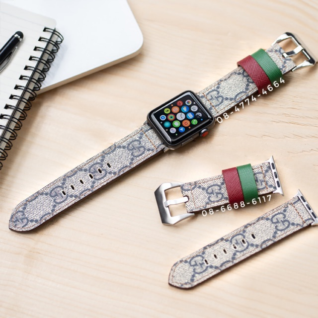 สายนาฬิกา Apple Watch Gucci ของแท้ พร้อมส่ง
