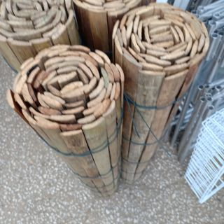 เฝือกไม้1x2m ใหม่แครวางของ