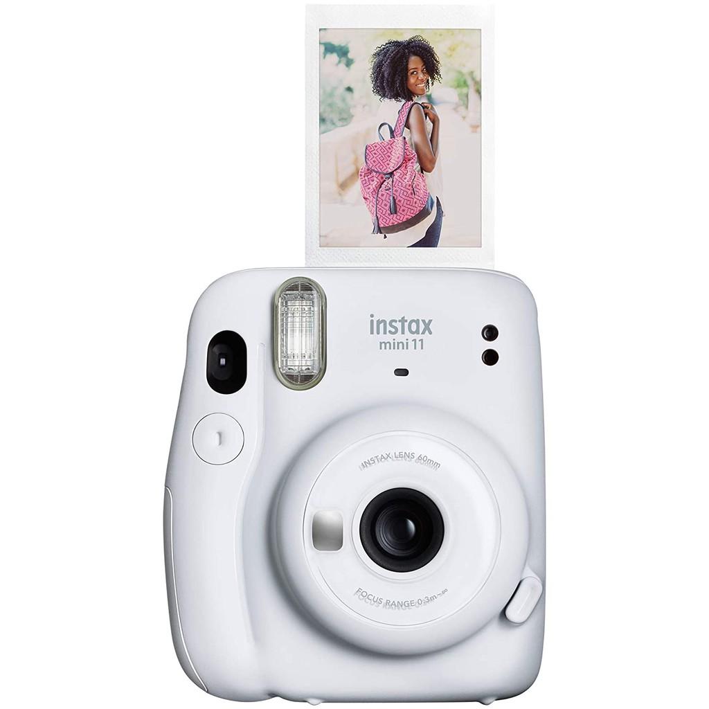[กรุงเทพฯ ส่งด่วน 1 ชั่วโมง] Fujifilm Instax Mini 11 กล้องโพลารอยด์ Instant Film Camera ประกันศูนย์ 1 ปี