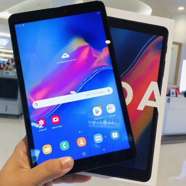 Samsung Tab A 8.0 With S-Pen 2019 สีดำ มือสอง