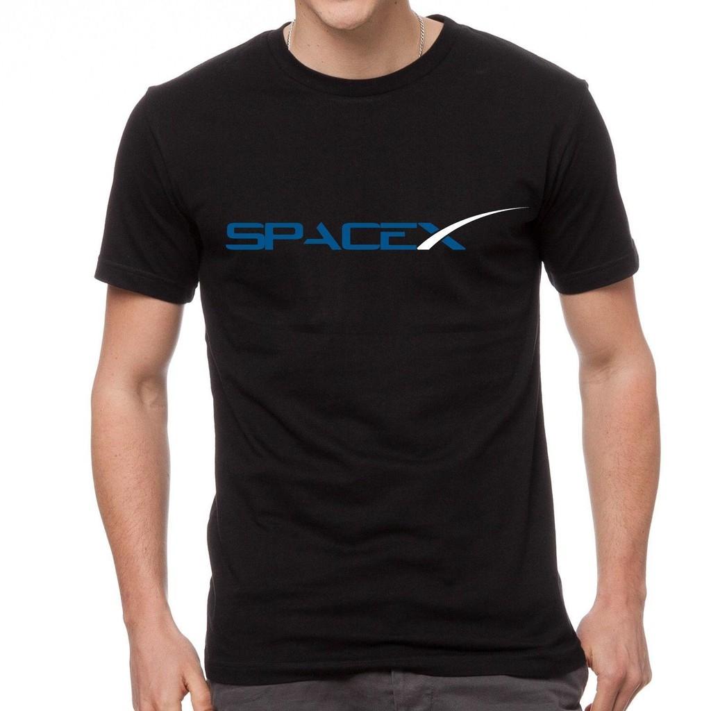 Elon Musk NASA Logo T-Shirt Men/'s All Sizes Premium Cotton Tee