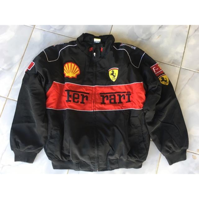 เสื้อแจ็คเก็ต Ferrari 🏎🏎🏎