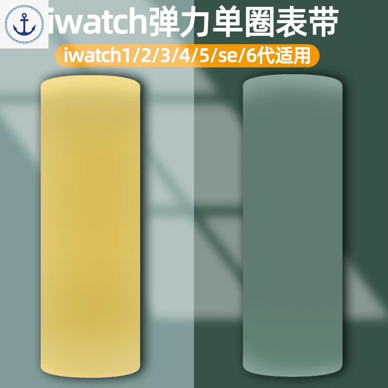 สายนาฬิกาข้อมือทรงกลมสําหรับ Applewatch6