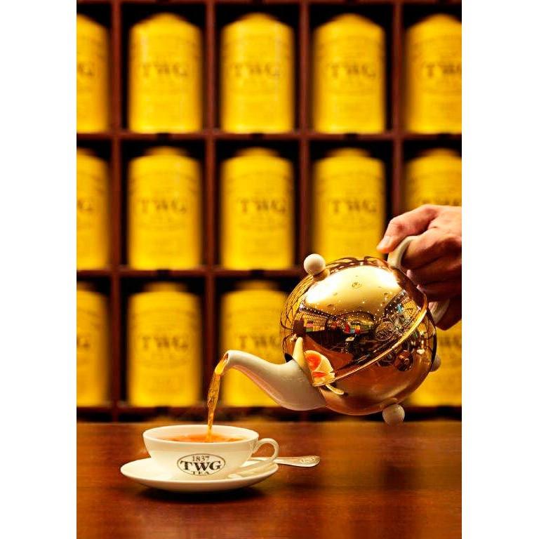 🍃TWG TEA ชาทีดับบลิวจี ชาระดับพรีเมี่ยม แบ่งขายซองเล็ก ขนาด 2 กรัม นำเข้าจากสิงคโปร์