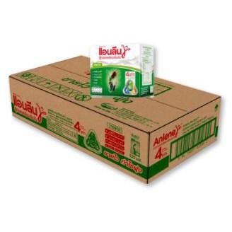 ขายส่งเฉพาะจุด⊙۩ANLENE แอนลีน นมยูเอชที ขนาด 125ml/กล่อง ยกลัง 48กล่อง แคลเซียมเข้มข้น แคลเชียมและวิตามินดี4เท่า (สินค้า