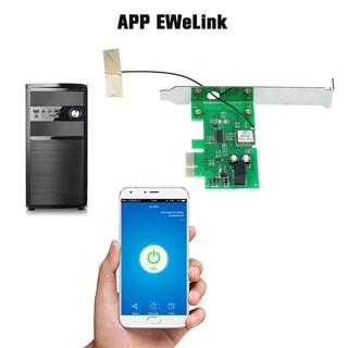 สวิทช์ไร้สาย ewelink Mini PCI-E Desktop PC | Shopee Thailand