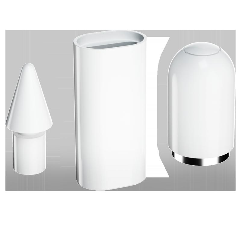 Κみสไตลัส ipadสไตลัสApplepencilปลายปากกาหมวกipadpencil2/1 capacitiveปากกาหัวแอปเปิ้ลสัมผัสรุ่นที่สอง/รุ่นปลายปากกาฟิล์มชุ