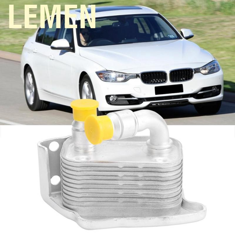 New Oil Cooler fits for BMW E46 E60 E81 E87 E90 316i 318i 11427508967