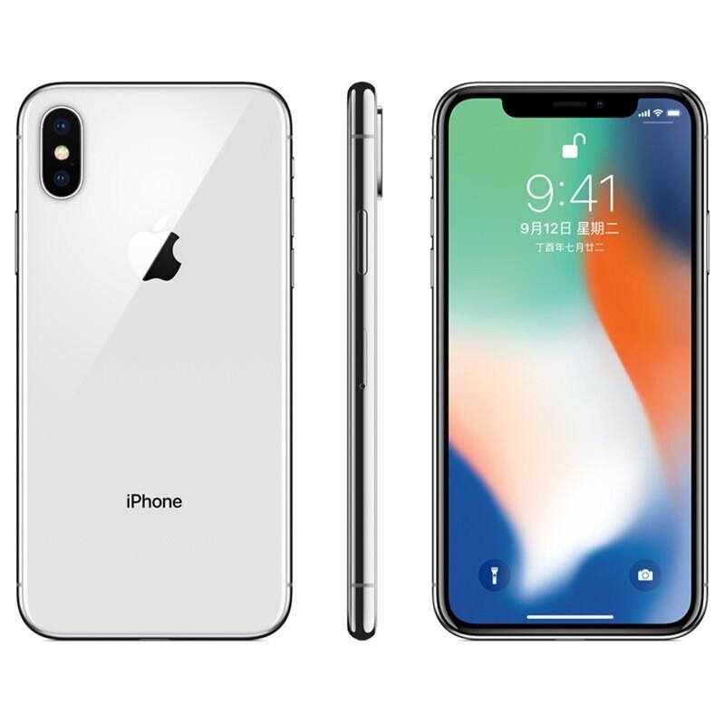 Apple iphone X 64 GB (FaceID)Refurbished 99%New ของแท้ 100% iphone X iphoneX iphone10 iphone Ten iphoneTEN apple iphoneX