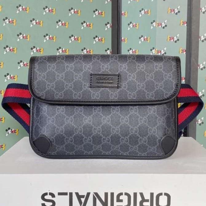 New gucci supreme belt bag สีใหม่ สวยมาก