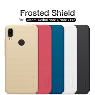Review NILLKIN เคส Xiaomi Redmi Note 7 รุ่น Super Frosted Shield