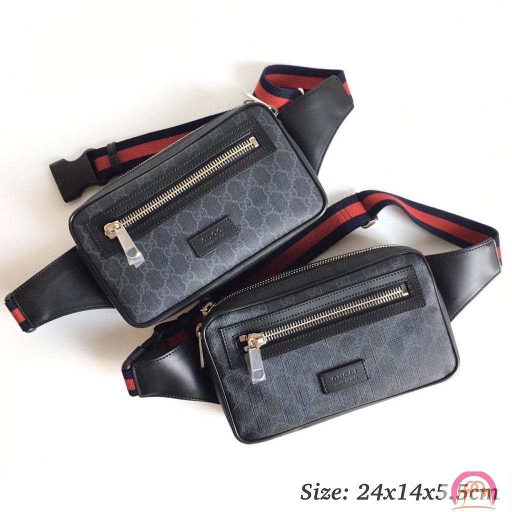 Gucci Belt Bag แท้💯%ของแท้ 100%กระเป๋าแบรนด์เนม #กระเป๋าหิ้ว