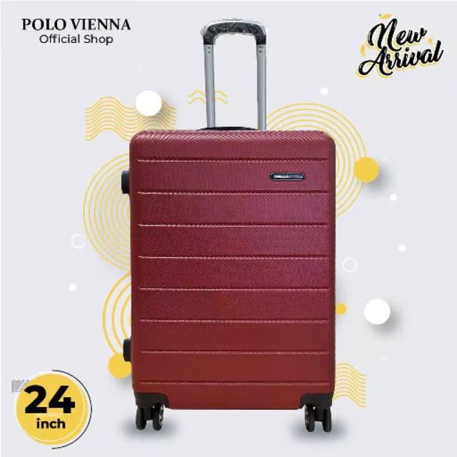 กระเป๋าเดินทางแบบแข็ง 24 นิ้ว