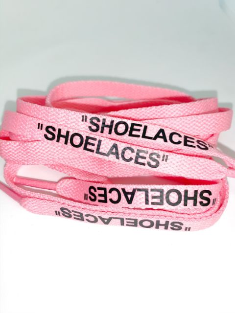 "Flat Shoe Laces Grey 32"" 3M Nike Jordan Adidas"