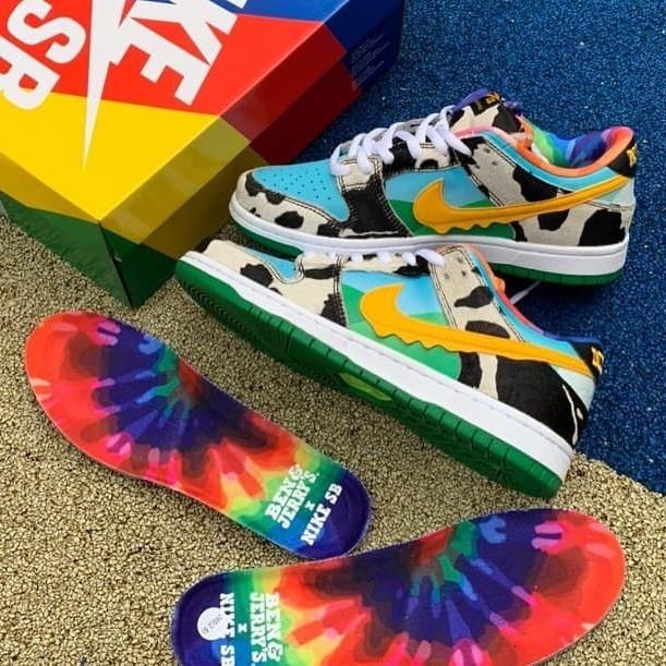 [PK_God] รองเท้า Nike SB Dunk Low x Jerry's Chunky Dunky Siz
