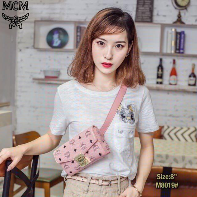 💼: กระเป๋าคาดอก คาดเอว Mcm