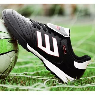 bbb9c406823fb 2018 soccer shoes sport shoes รองเท้าฟุตบอล รองเท้าฟุตบอล รองเท้าสตั๊ด  รองเท้าเตะบอล