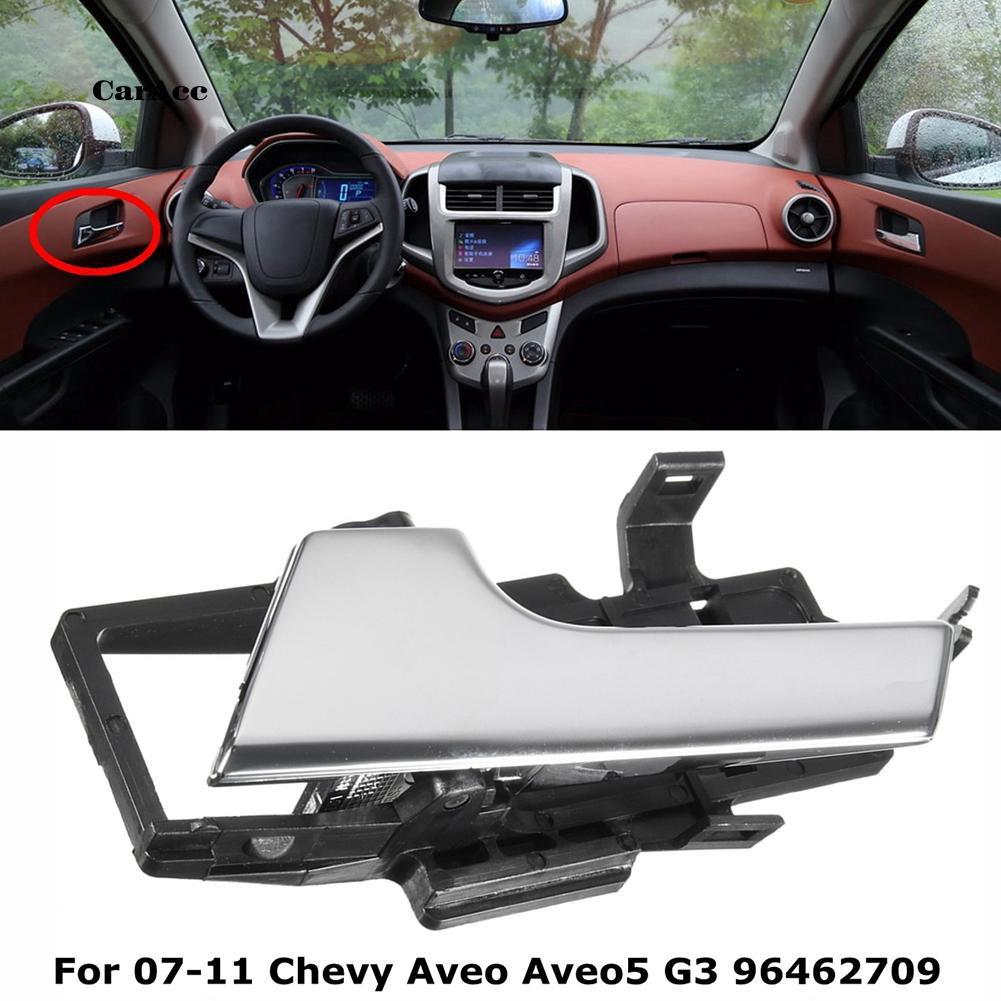 Right Passenger For Chevrolet Aveo5 Outside Door Handles Pair Rear Left Driver