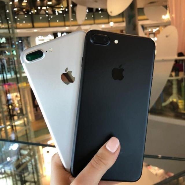 มือถือมือสองiPhone 7plus 128g เครื่องศูนย์แท้ ประกัน 1ปี