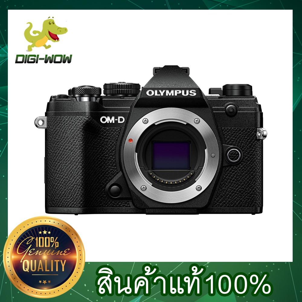 Olympus OM-D E-M5 Mark III Body (Black, Retail Box) + Olympus M.Zuiko ED 12-40mm F/2.8 Pro Black (Retail Packing)
