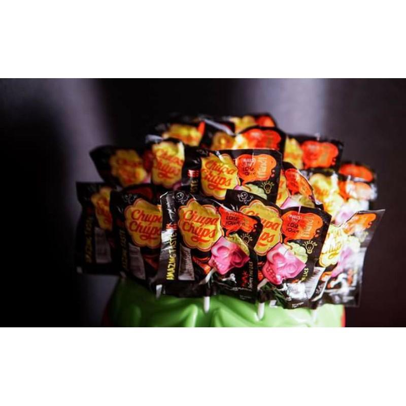 จูปาจุ๊ปส์ หัวกะโหลก🍭(Chupa Chups Skull Lollipops)