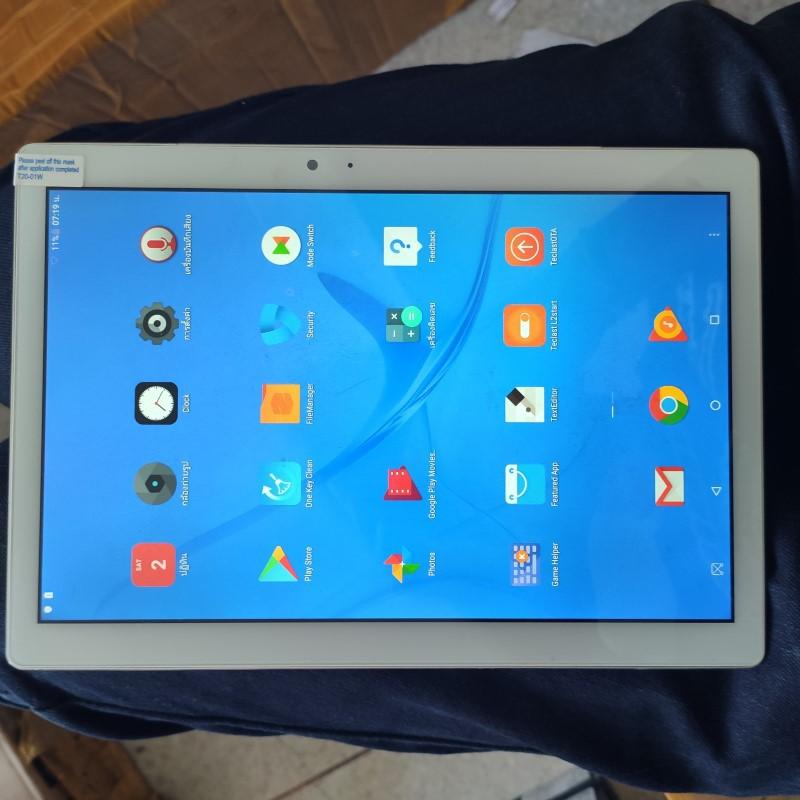 แท็บเล็ตมือสองสภาพดี Android/windows Tablet Teclast T10 สีเทา แท็บเล็ต iPad ราคาถูก 3