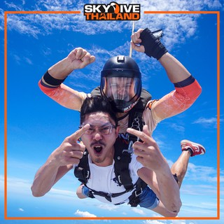 Gold Package at Skydive Thailand (Full Package)