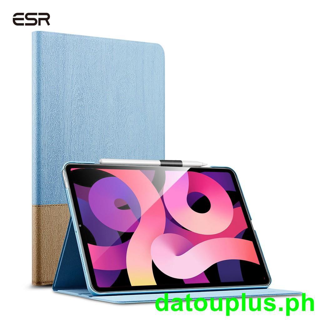 DA-ESR Urban Premium Folio Case for iPad 8th/ iPad Air 4 /iPad Pro 11/ 12.9 (2020) [Supports Apple Pencil 2 Wireless Cha