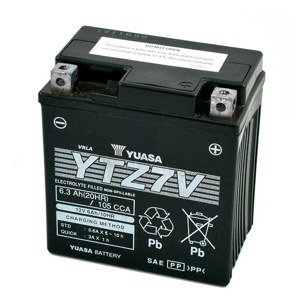แบตเตอรี่ Yamaha R3 YUASA