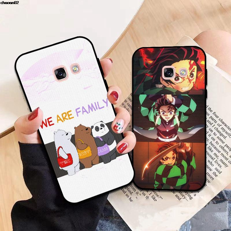 Samsung A3 A5 A6 A7 A8 A9 Pro Star Plus 2015 2016 2017 2018 RXMH Pattern-2 Silicon Case Cover
