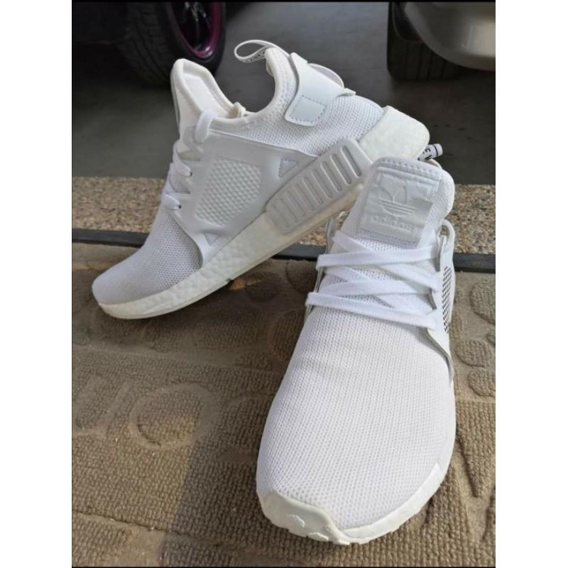 รองเท้า Adidas original NMD XR1 สีขาวแท้shop (สินค้ามือสอง)
