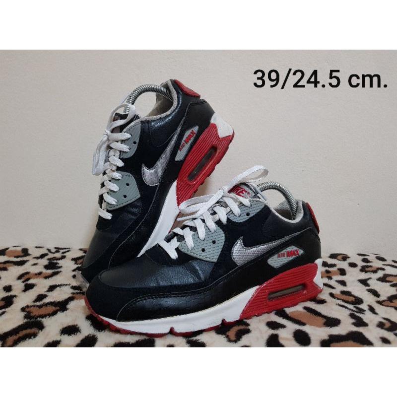 รองเท้ามือสอง nike air max 90