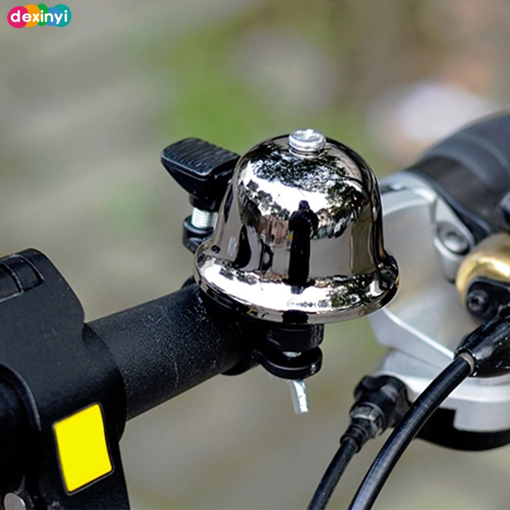 Sports Bike Bicycle Cycle Bell Metal Loud Horn Ring Safety Sound Alarm Handlebar