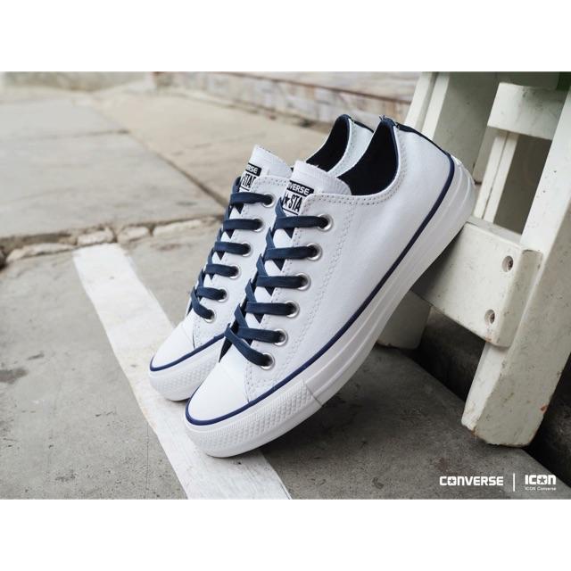 Converse All Star Ox Leather Schuhe schwarz im Shop RCMWAE