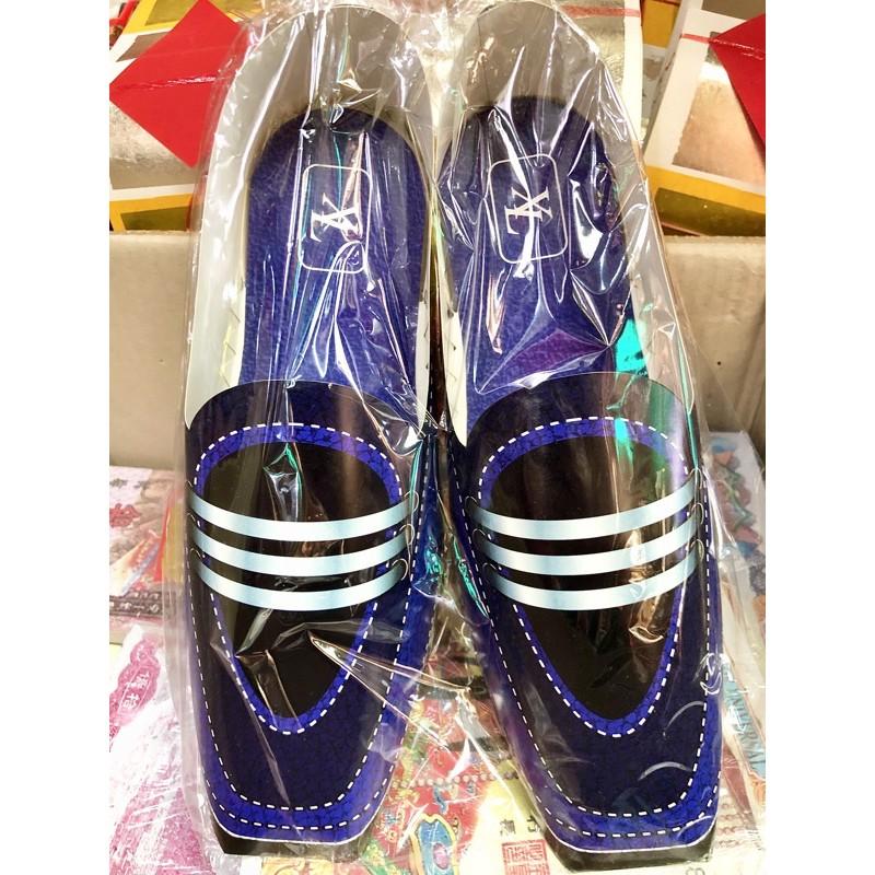 ชุดไหว้บรรพบุรุษ รองเท้าคัชชูผู้ชาย รองเท้ากระดาษไหว้บรรพบุรุษ